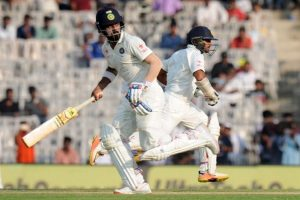 Chennai Test: India off to firm start after early frustration on Day 2