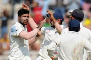 Umesh Yadav expects turn on Chennai wicket on Day 3