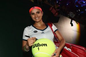Boris Becker claims Sania Mirza brings him good luck