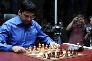 Anand draws with Aronian, slips to joint 5th place