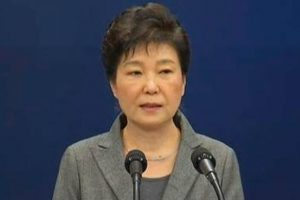 S Korea's Park questioned for 21 hours