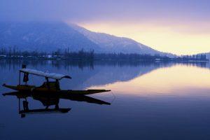 Srinagar records season's coldest night