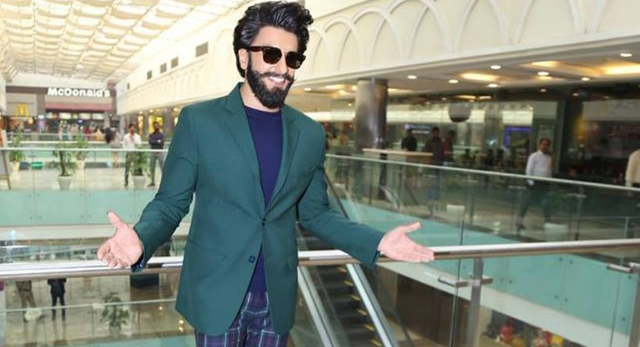 'Padmavati' is my biggest challenge as an actor: Ranveer