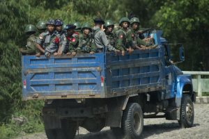 Rohingya rebel ambush in Rakhine wounds 3: Myanmar army
