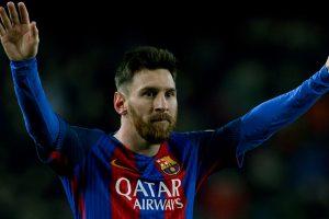 Suarez double, Messi magic hands Barcelona derby delight