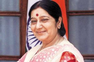 Sushma Swaraj discharged from AIIMS