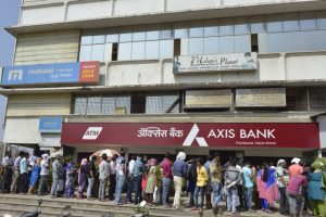 Axis Bank assures govt of action against errant officials