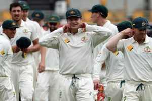 No changes in Australian cricket squad for second Test