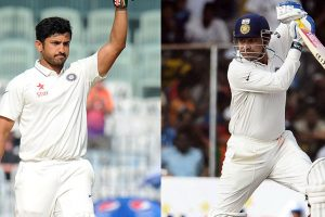 Nair's knock reminded me of Sehwag: Ganguly
