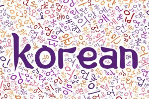 Korean language increasingly popular in India