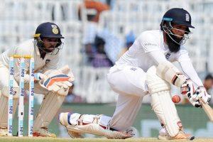 Chennai Test: England post 167/4 at tea, trail India by 115 runs
