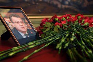 India condemns assassination of Russian ambassador