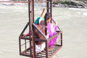Innovative ropeways to replace traditional 'jhullas' over rivers in Himachal