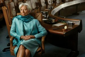 Ms Lagarde as guilty