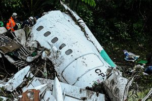 Pilot responsible for November crash carrying FC Chapecoense: Bolivia