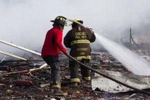 36 killed in Mexico fireworks market blast