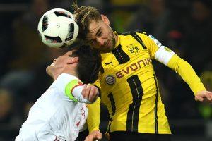 Bundesliga: Dortmund tie, Frankfurt win