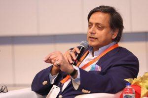 Illusion of freedom of speech is a way to stifle dissent: Shashi Tharoor