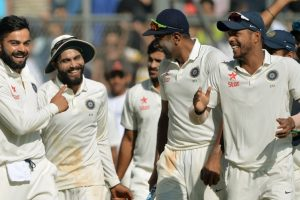 Jadeja, Ashwin second Indian pair to top Test bowlers rankings