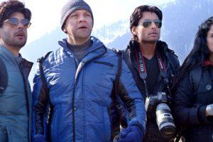 TV actor Imran Khan wraps up 'Sargoshiyan'
