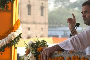 Rahul Gandhi to lead Congress delegation to China