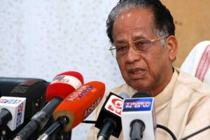 Cong to work on broader alliance of secular forces: Tarun Gogoi
