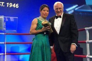 Mary Kom, Vikas Krishnan honoured with prime AIBA awards