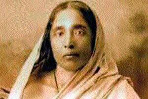 Unrivalled Sarada Devi