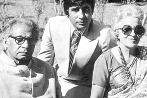 Amitabh Bachchan wishes for Teji Bachchan's biopic