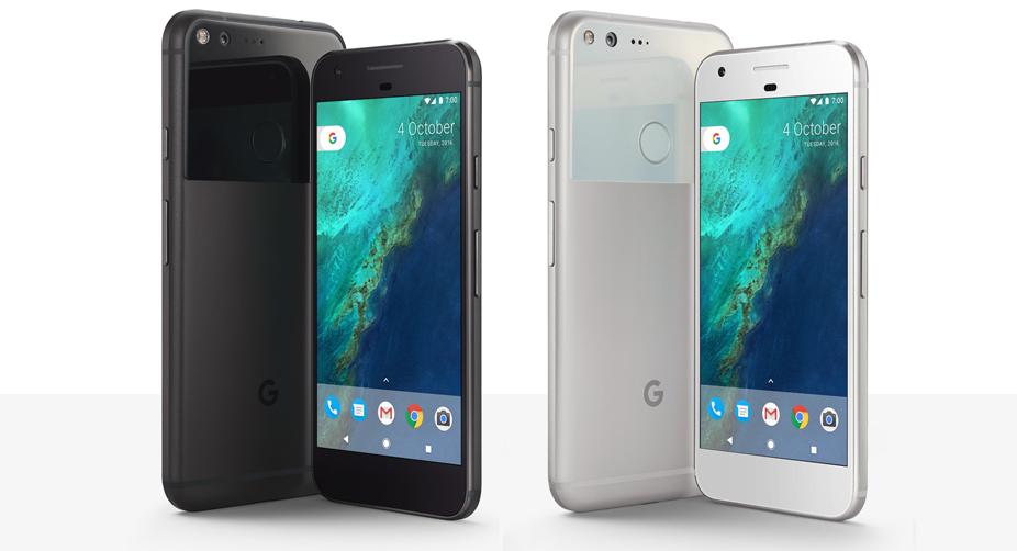 New Delhi, Google Pixel, smartphone, quite black, colour