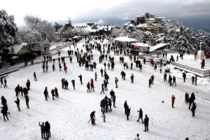 Shimla to miss date with snow on Christmas, New Year