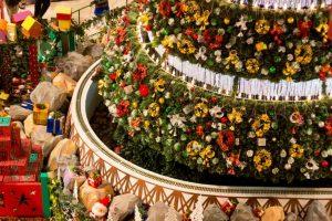 Christmas around the capital