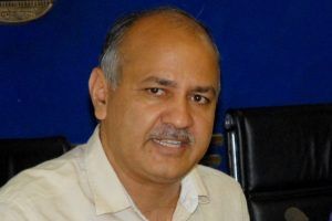 Sisodia chastises guest teachers for protesting against govt