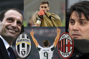 Supercoppa Italiana Preview: Juventus face arch-rivals AC Milan