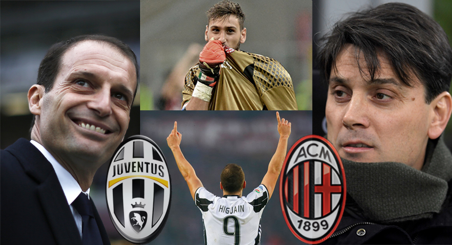 Supercoppa Italiana Preview Juventus Face Arch Rivals Ac Milan The Statesman