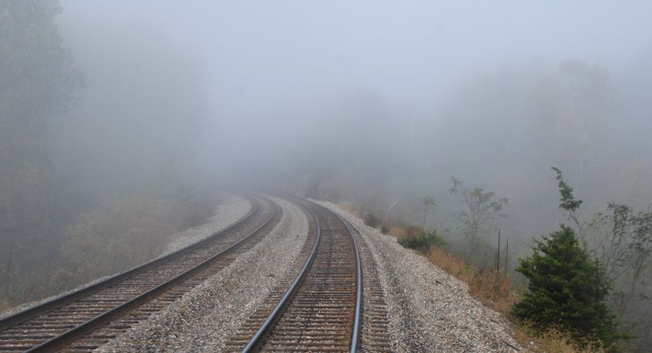 Misty, Trains, Winters, Temperature