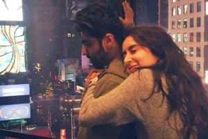Half Girlfriend: Shraddha, Arjun wrap up shooting