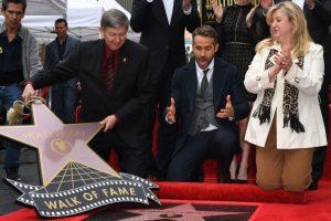 Hollywood Walk of Fame: Ryan Reynolds bags a star