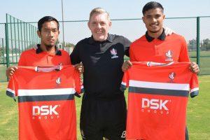 I-League: DSK Shivajians sign striker Passi, defender Lallawmawma