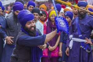 Four-day Sikh festival opens in Singapore