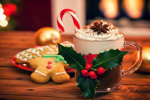 Deck the halls with boughs of holly …