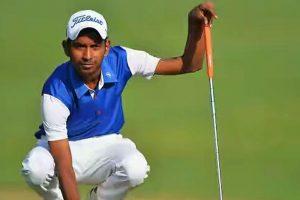 Rashid Khan shoots eight-under, joins leader Pariya