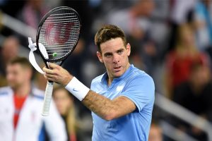 Out again: Juan Martin del Potro withdraws from Australian Open