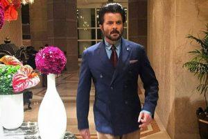 Anil Kapoor starts shooting for 'Fanney Khan'