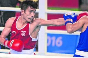 Shiva Thapa, Sumit Sangwan enter Asian Boxing Championships finals