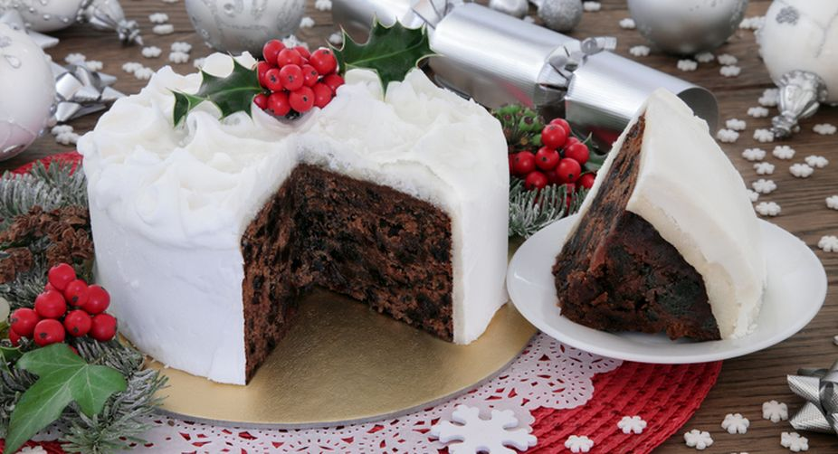 Special rich Christmas cake