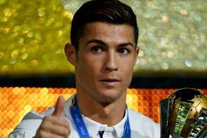 Syrian children 'true heroes': Cristiano Ronaldo