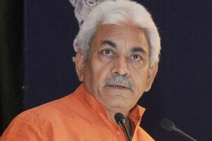 Manoj Sinha being shifted to AIIMS for surgery
