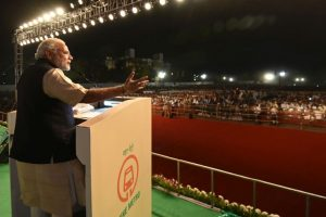 I saved the country, says Modi on demonetisation