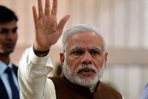 Cong leadership desperate after demonetisation: PM